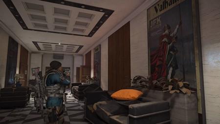Un misterioso cuadro en The Division 2 parece conectar con el próximo Assassin's Creed y una posible ambientación vikinga