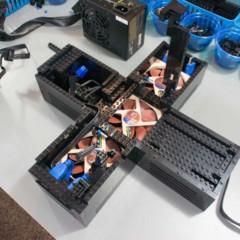 Foto 11 de 16 de la galería lego-gaming-computer en Xataka