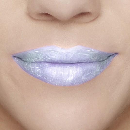too faced unicorn tears melted latex lipstick holografico labial unicornio