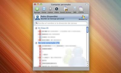 Messenger 8 para Mac ya disponible, en versión beta