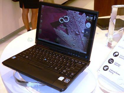 Portátiles T2010 y N6460 de Fujitsu
