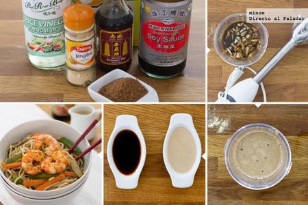 Cómo hacer salsa teriyaki