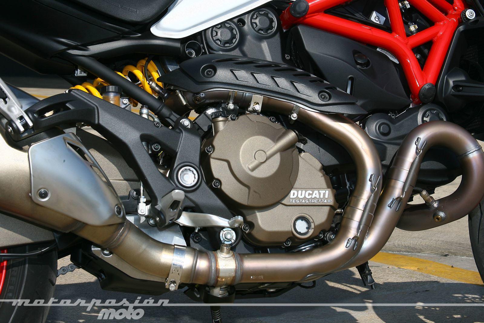 Ducati Monster 821 >> Ducati Monster 821, presentación prensa (43/51)