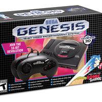 Sega Mega Drive Mini: otro ataque a la nostalgia  que llegará en septiembre con 40 juegos precargados