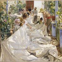 'Sorolla: El Maestro español de la Luz' ya ilumina la National Gallery