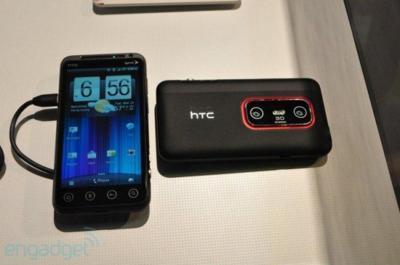 HTC Evo 3D anunciado oficialmente