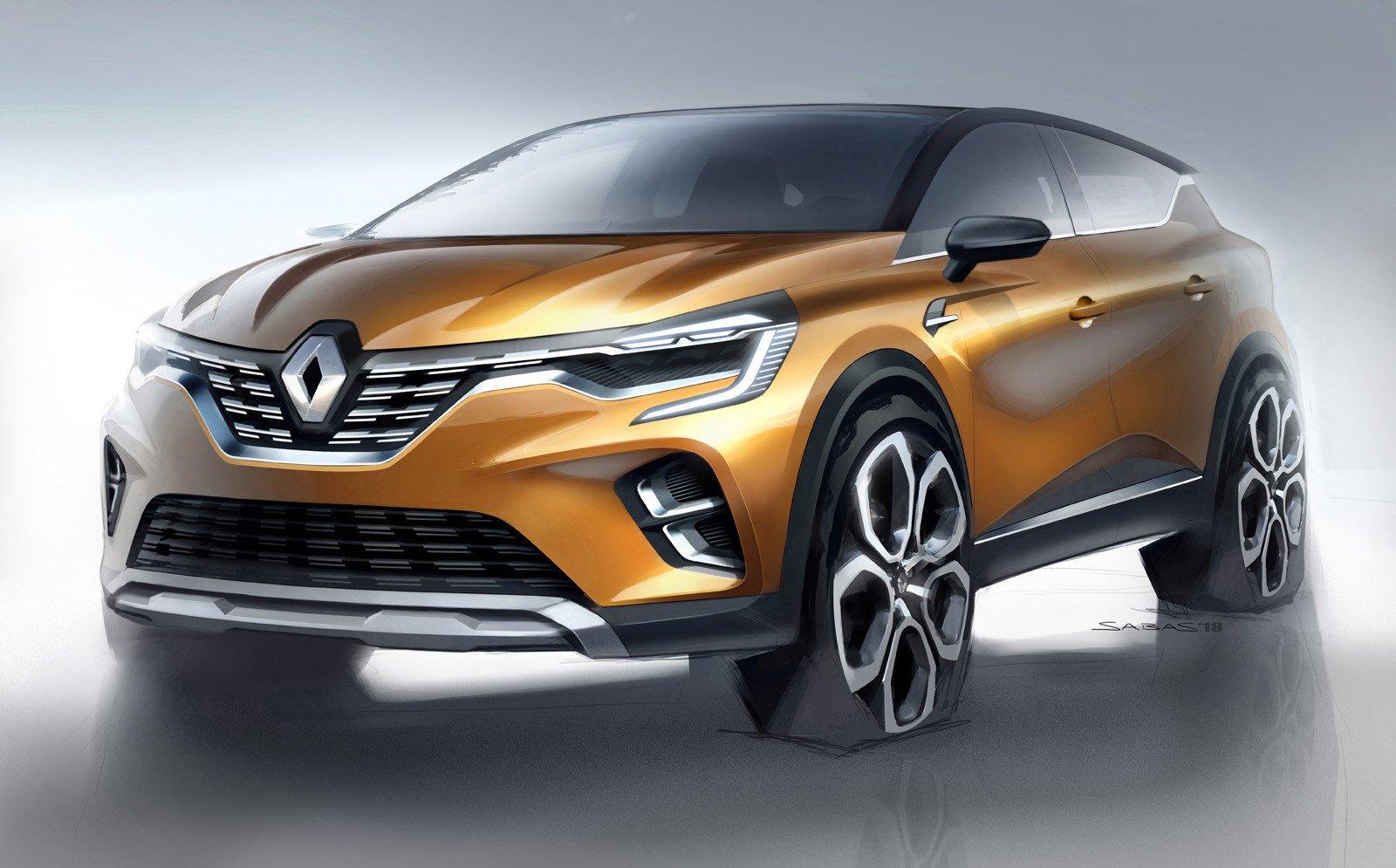 Foto de Renault Captur 2019 (24/41)
