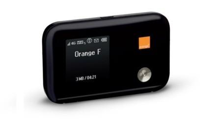 Orange lanza un nuevo módem Mi-Fi 4G con posibilidad de crear dos redes WiFi