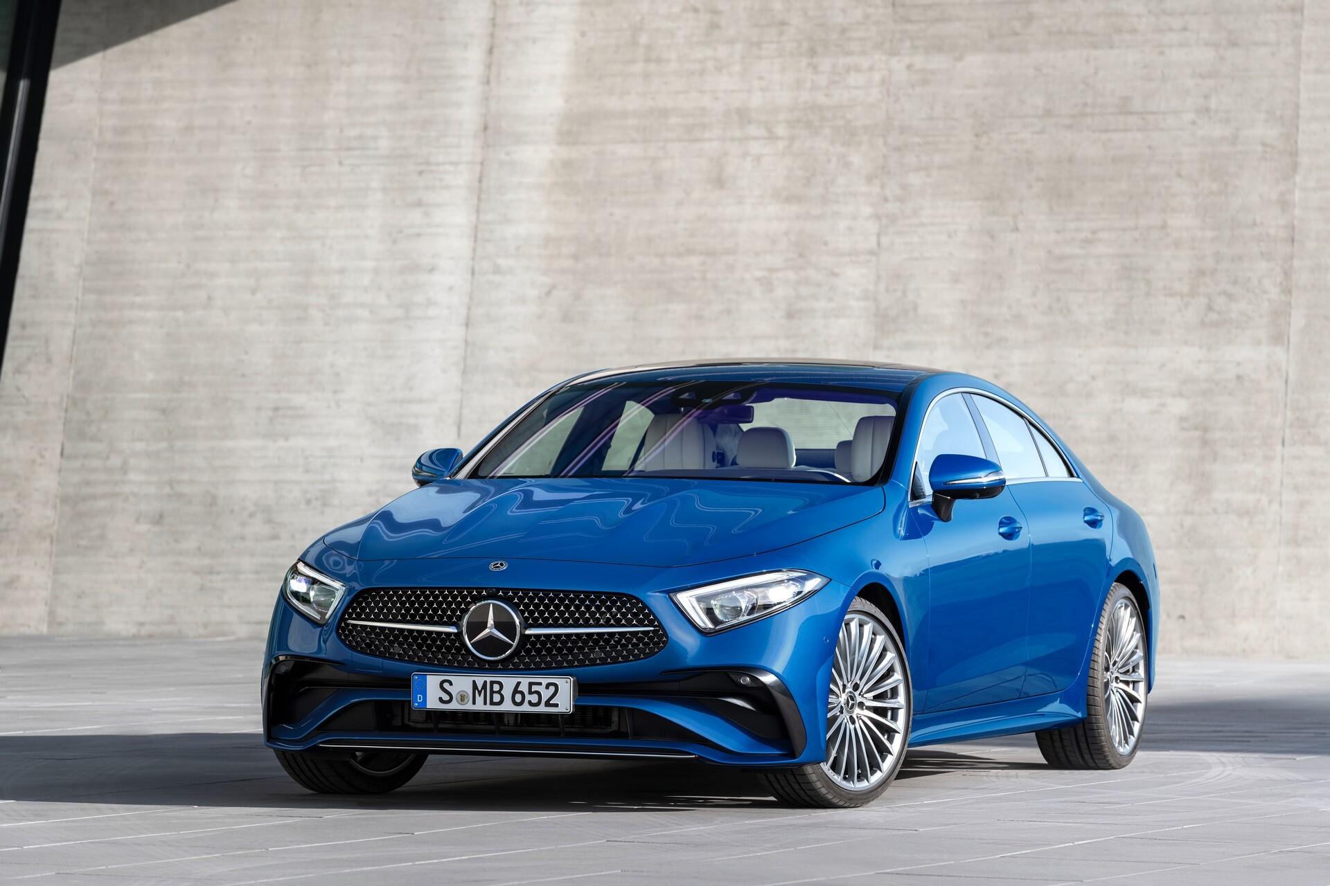 Foto de Mercedes-Benz CLS 2022 (13/63)