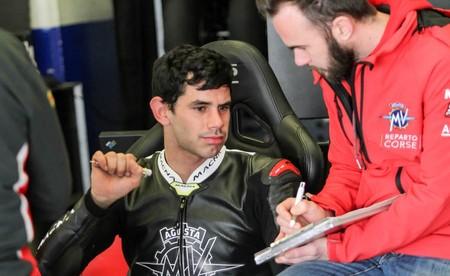 Jordi Torres Test Jerez Enero 2018