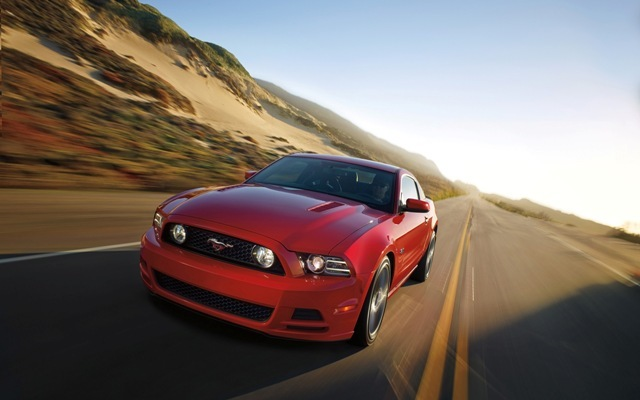 Foto de Ford Mustang 2014 (8/18)