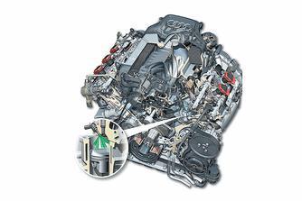 Audi V6 3.0 TFSI: ¡el primer motor Audi con compresor!