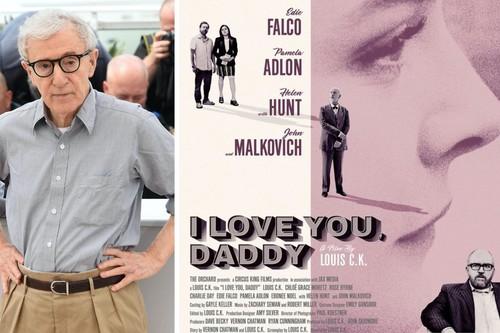Woody Allen revela en sus memorias que Louis C.K. le ofreció el papel de director pedófilo en 'I Love You, Daddy'