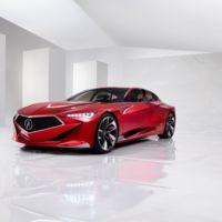 Acura Precision Concept, el futuro ya está aquí y es muy atractivo