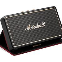 Marshall Stockwell Mono, un exclusivo altavoz Bluetooth por sólo 179,99 euros esta semana, en Amazon