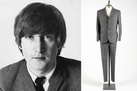 Un traje de John Lennon en su era de Beatle podrá ser tuyo gracias a una interesante subasta
