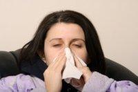 Si tienes un resfriado, ponte a dieta