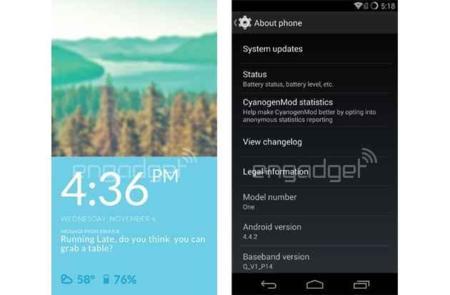 CyanogenMod se acicala para el lanzamiento del OnePlus One