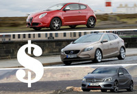 ¿Cuáles son los 8 autos premium más accesibles en México?
