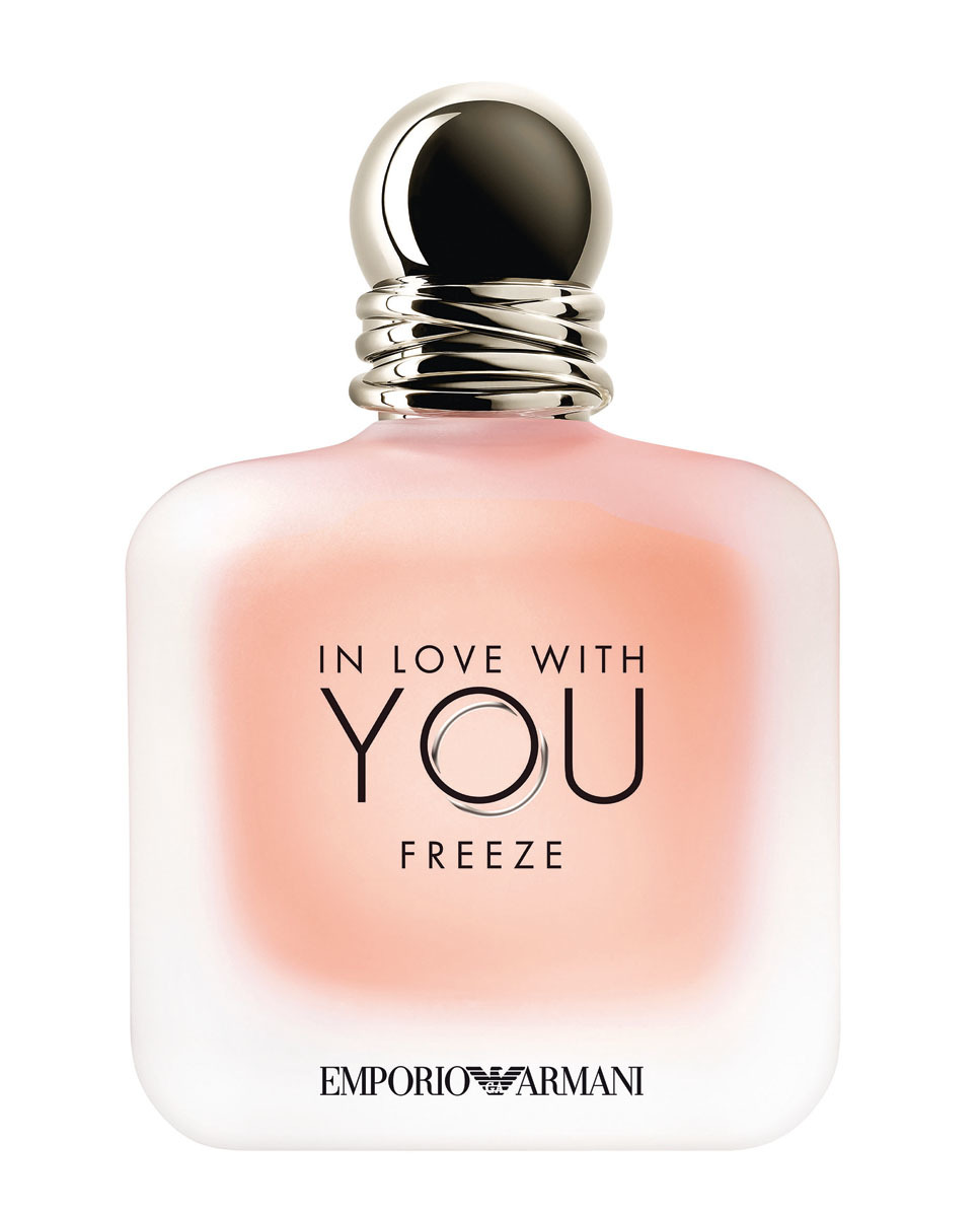 Eau de Parfum In Love With You Freeze Emporio Armani 100 ml Giorgio Armani