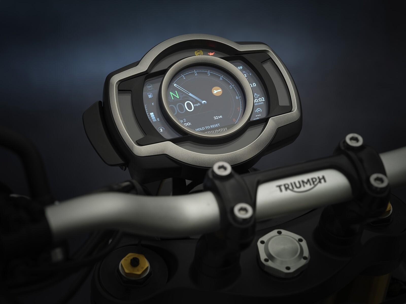 Foto de Triumph Scrambler 1200 2021 (25/69)
