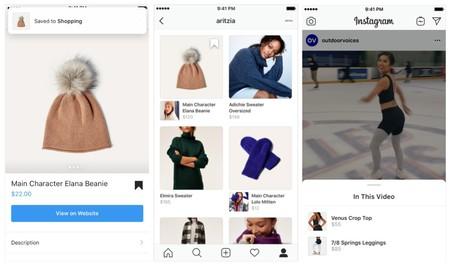 Instagram Funciones