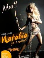 Natalia se nos queda en pelota picada en Must! Magazine