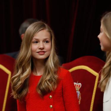 La princesa Leonor se ha hecho mayor: estas son las marcas que forman parte de su vestidor