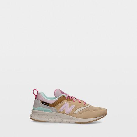 Zapatillas New Balance 997 Hoa Beig Pink 7634137 1