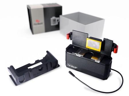 I'm Back: un respaldo digital para la cámara de película que tienes guardada en una caja