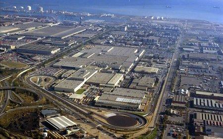 Fábrica Nissan de Barcelona