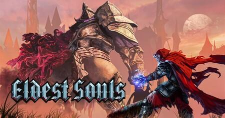 El desafiante Eldest Souls nos las hará pasar canutas cuando llegue a finales de julio [E3 2021]