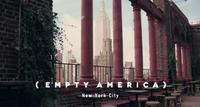 Time Lapse: la ciudad de Nueva York desierta
