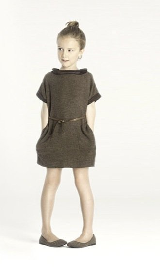 Zara, colección Otoño-Invierno 2010/2011: la ropa para los niños y las niñas VI