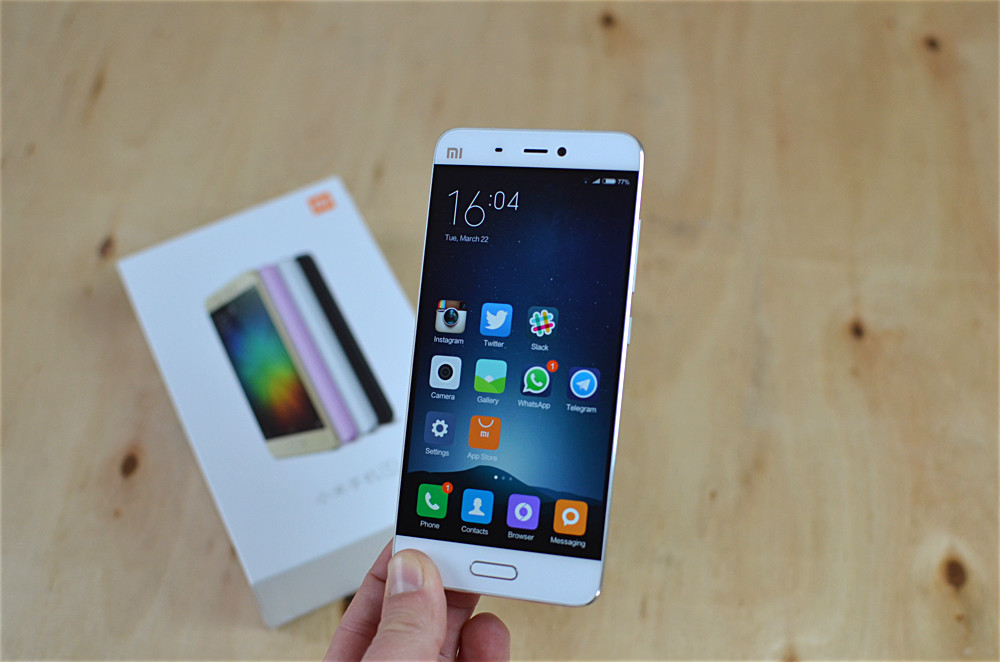 Xiaomi Mi5 Analisis Xataka Peso