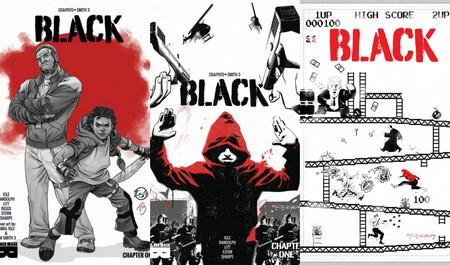 Warner Bros. adaptará al cine 'Black', un cómic de superhéroes en el que  sólo tienen poderes las personas de raza negra