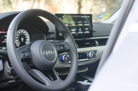 Audi A4 2020 Prueba 007