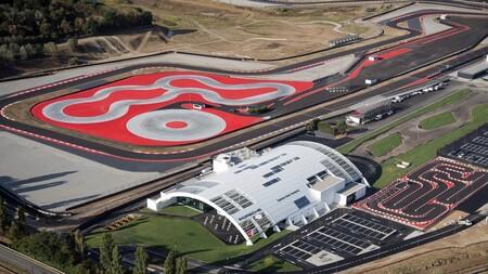Porsche Experience Center en Italia