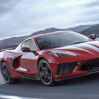El Chevrolet Corvette C8 cumple en Nürburgring: podría ser más rápido que el Audi R8 V10 pero más lento que un ZR1