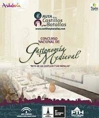 Concurso Nacional de Gastronomía Medieval en Jaén