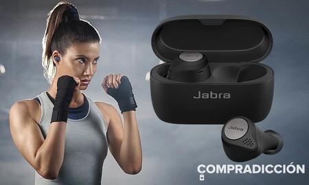 Nunca los has visto tan baratos: los auriculares deportivos true wireless Jabra Elite Active 75t ahora en Amazon por 95 euros