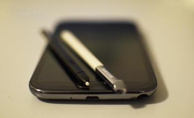 Nuevos rumores apuntan a una pantalla de 5,9 pulgadas en el Galaxy Note III