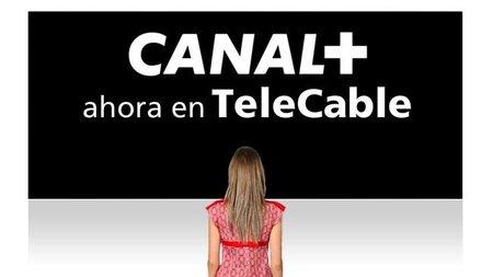 Canal+ salta a la televisión por cable con Telecable