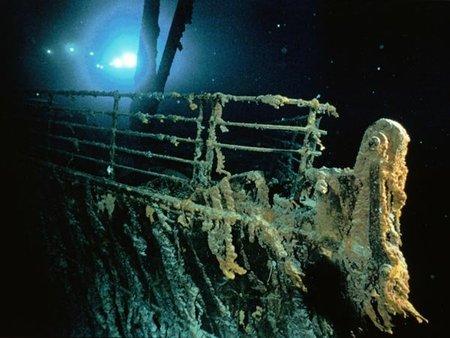 Científicos españoles encuentran una nueva bacteria en el 'Titanic'