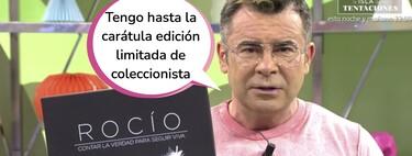Jorge Javier Vázquez ya ha visto el primer capítulo de la serie documental de Rocío Carrasco: Estas son sus alucinantes conclusiones
