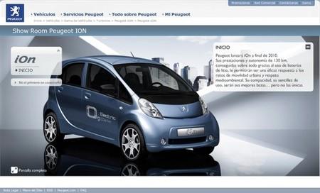 Ya se puede pre-reservar el Peugeot i0n