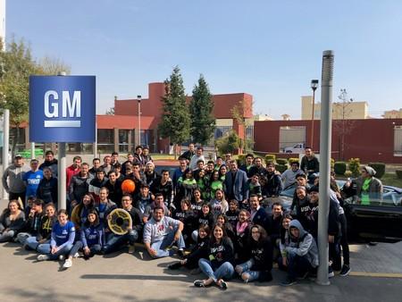Equipos Mentoreados Por First 2019