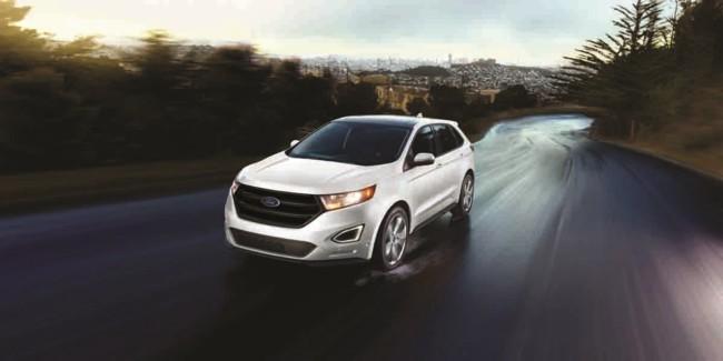 Ford Edge Sport 2016: precios, versiones y equipamiento en México