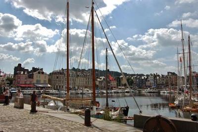 Honfleur, el pueblo de pintores de Normandía