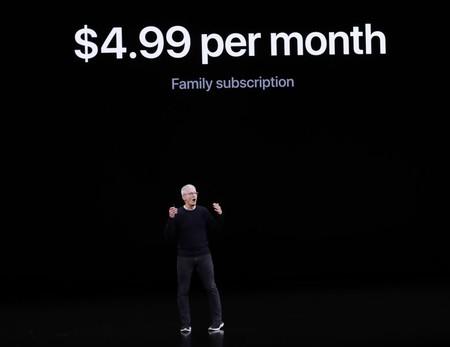 El código de la beta de iOS 13.5.5 nos acerca más a una suscripción única que agrupe varios servicios de Apple